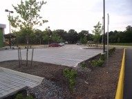 Permeable Pavers at Simonsdale Elementary School