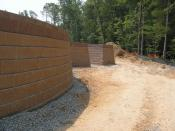 Collington Recreation Center Pool Wall