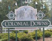 Colonial Downs Horse Racing