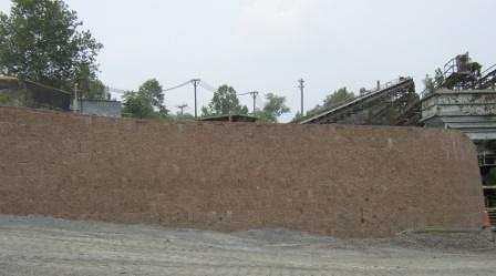 Retaining Wall Uses In Industrial Applications