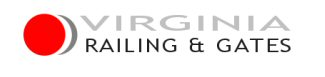 Virginia Railing and Gates Logo